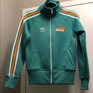 Adidas Miami track jacket